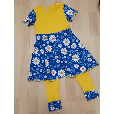 Madeliefjes jurk