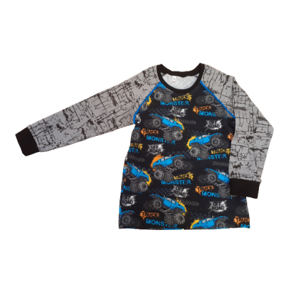 Longsleeve Monstertrucks
