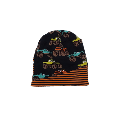 Beanie monstertruck (2-4 jaar)