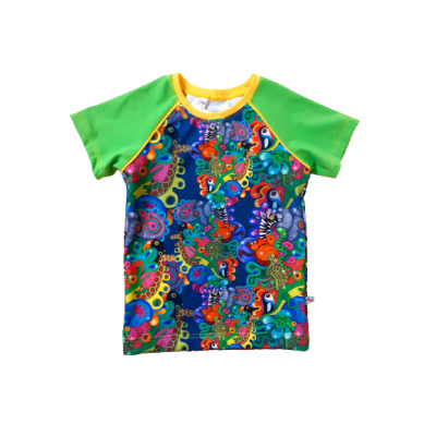 Shirt wilde dieren