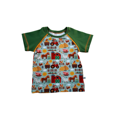 Shirt Boerderij - uitverkocht