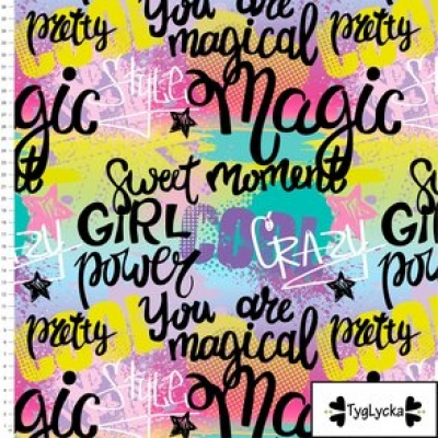Keuze stof Girl Power