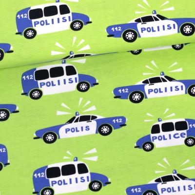 Keuze stof - politie