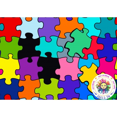 Stof Juels Rainbow Puzzle